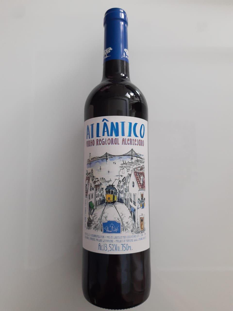 Vinho São Miguel Descobridores Atlântico Tinto 750ml