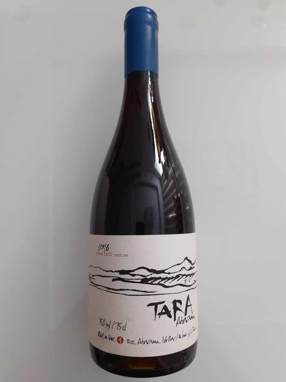 Vinho Tara Atacama Ventisquero Pinot Noir 750ml