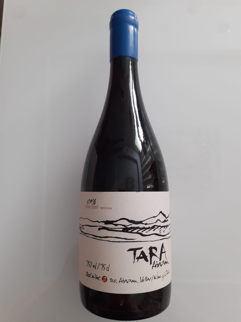Vinho Tara Atacama Ventisquero Syrah 750ml
