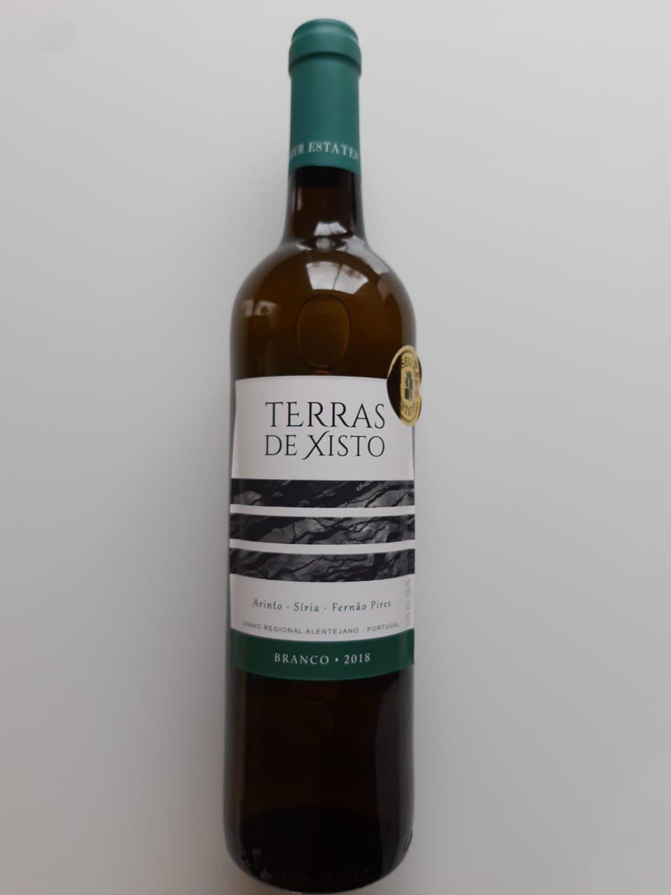 Vinho Terras De Xisto Branco 750ml