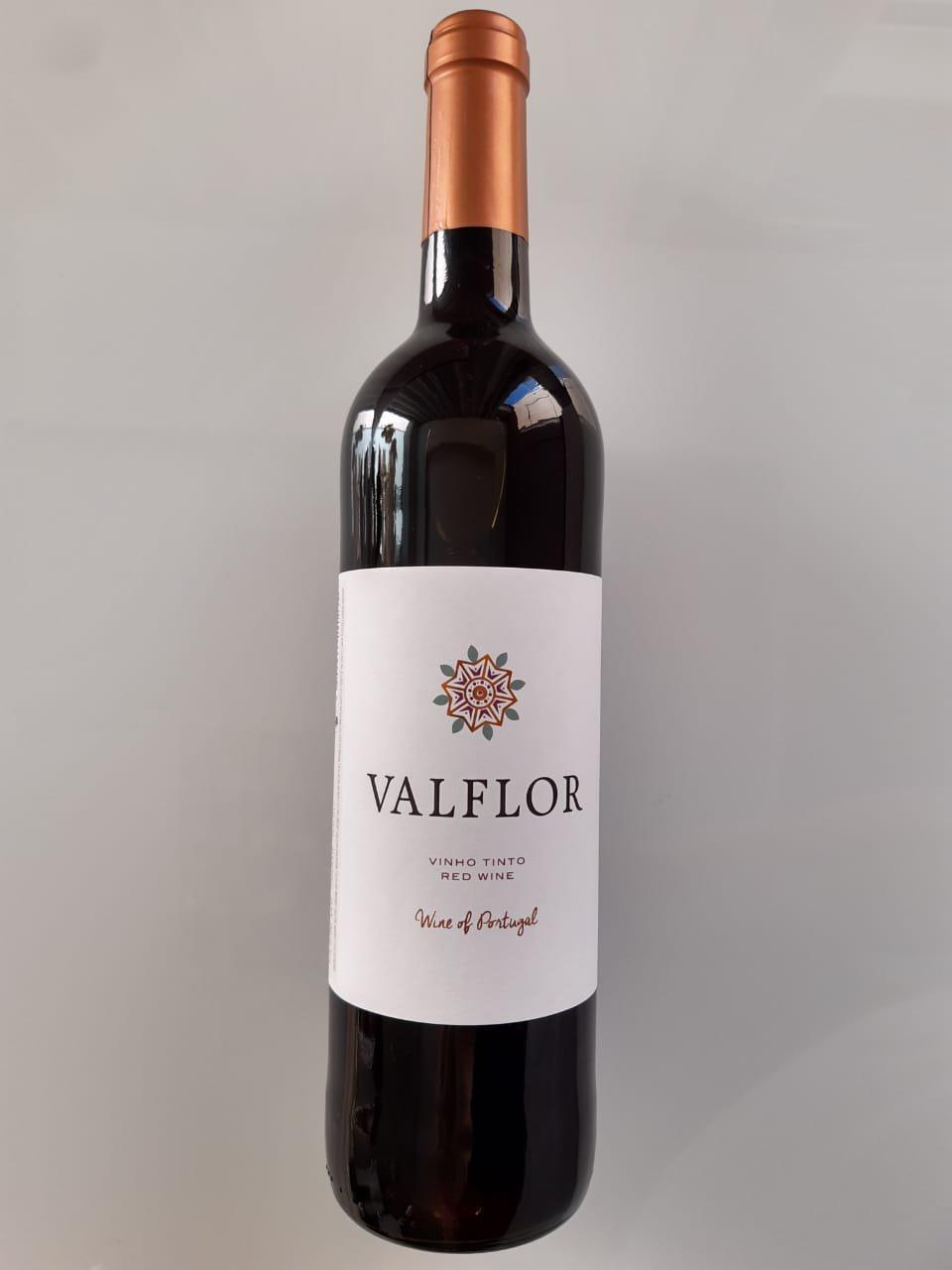 Vinho Valflor Tinto 750ml