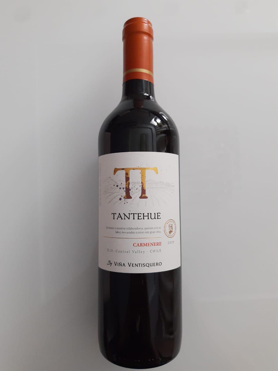 Vinho Ventisquero Tantehue Carménère 750ml