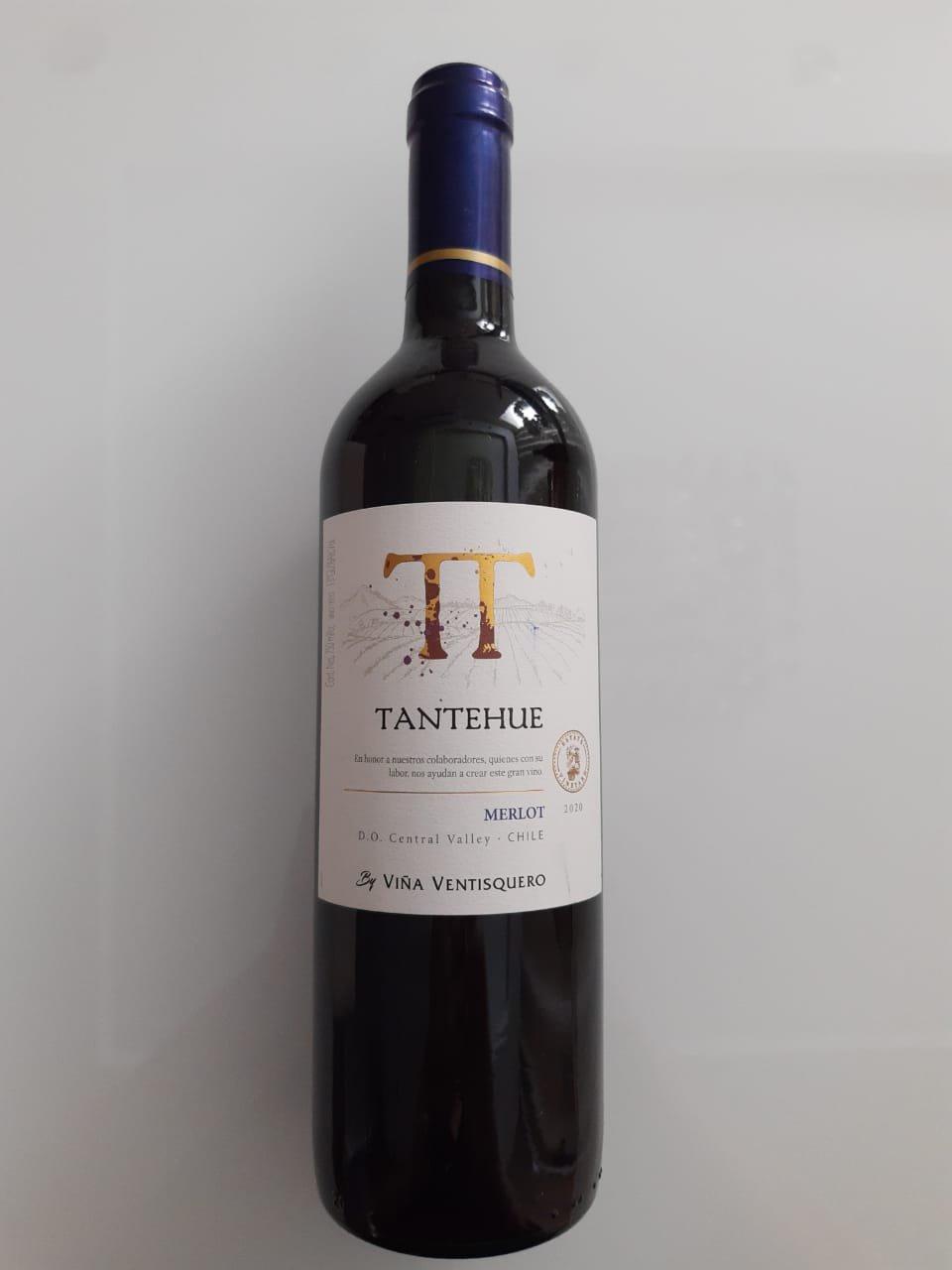 Vinho Ventisquero Tantehue Merlot 750ml