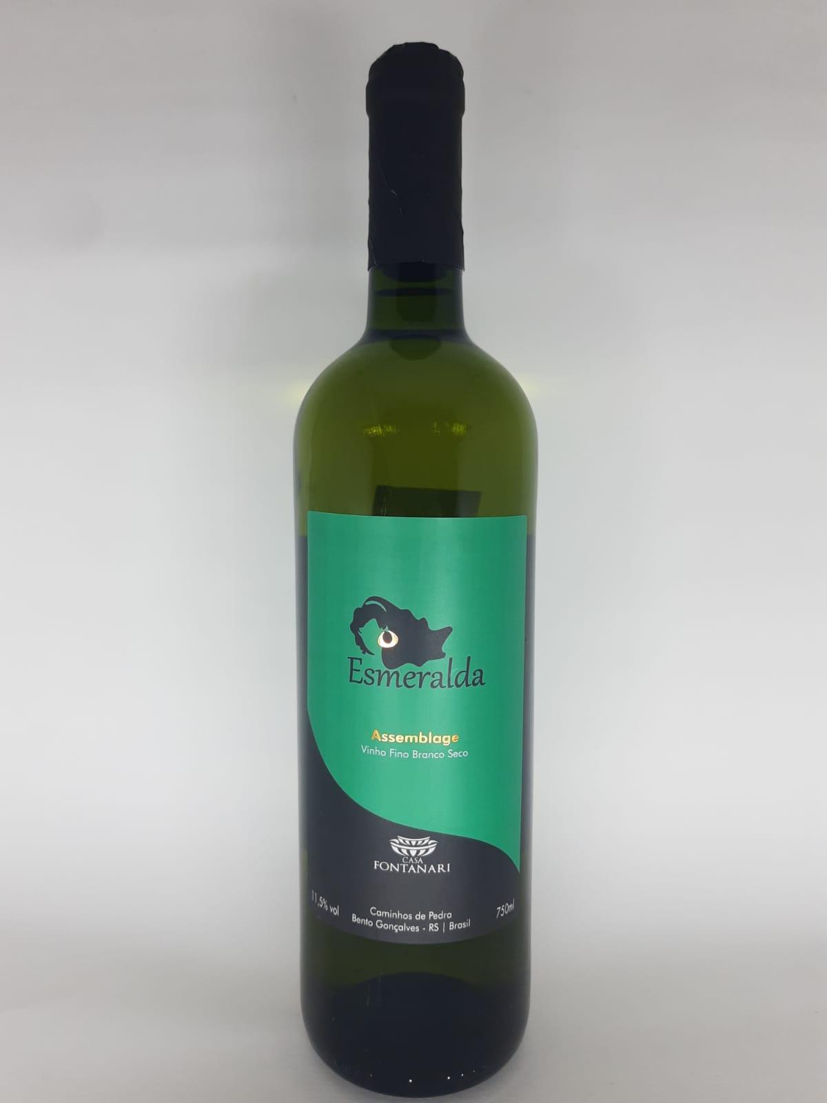 Vinho Casa Fontanari Esmeralda 750ml