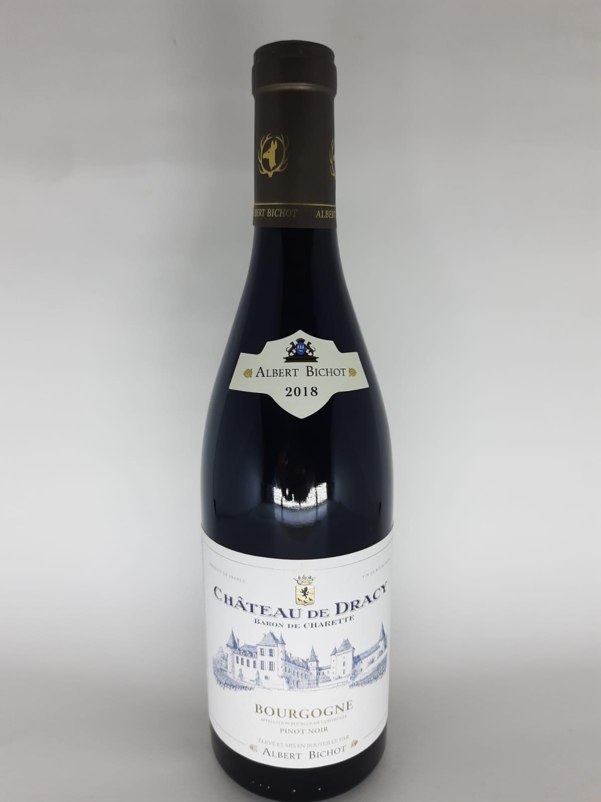 Vinho Albert Bichot Château De Dracy Pinot Noir 750ml