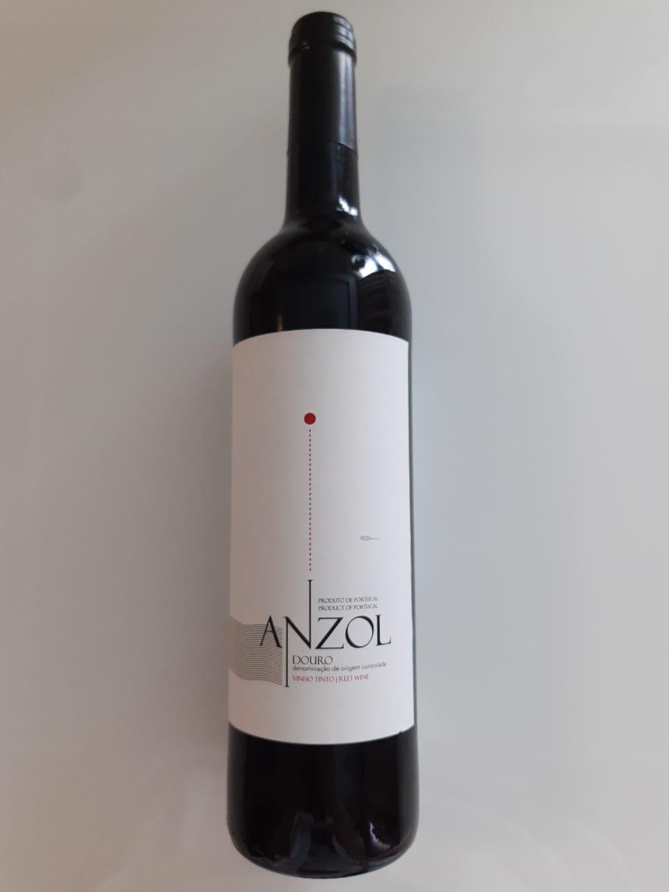Vinho Anzol Tinto 750ml