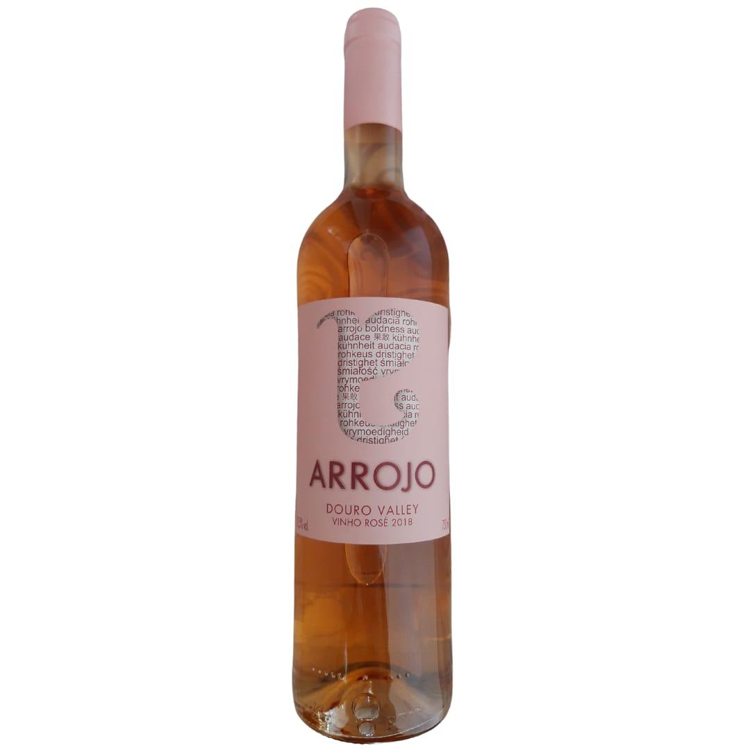 Vinho Arrojo Rose 750ml
