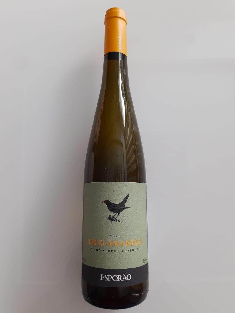 Vinho Bico Amarelo Vinho Verde 750ml