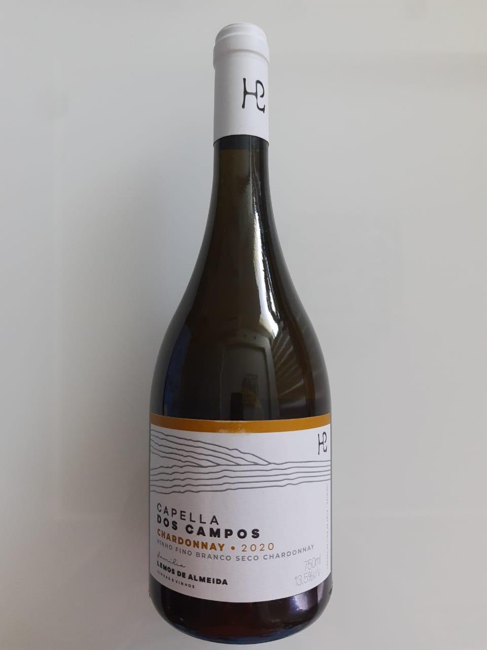 Vinho Capella Dos Campos Chardonnay 750ml