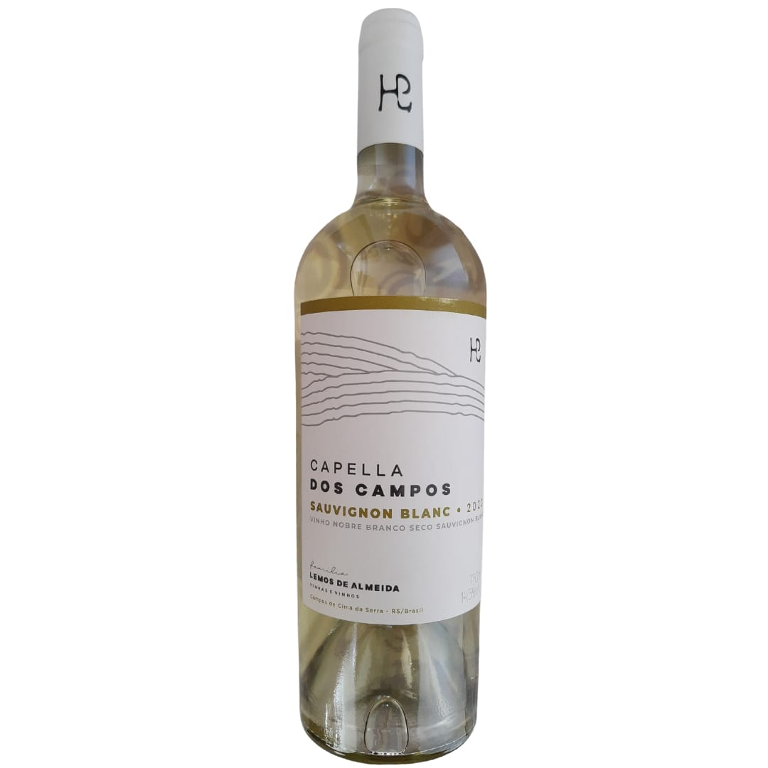 Vinho Capella Dos Campos Sauvignon Blanc 750ml