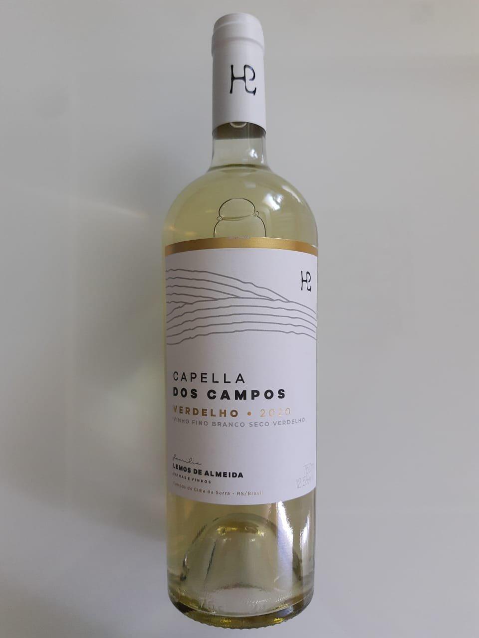 Vinho Capella Dos Campos Verdelho 750ml