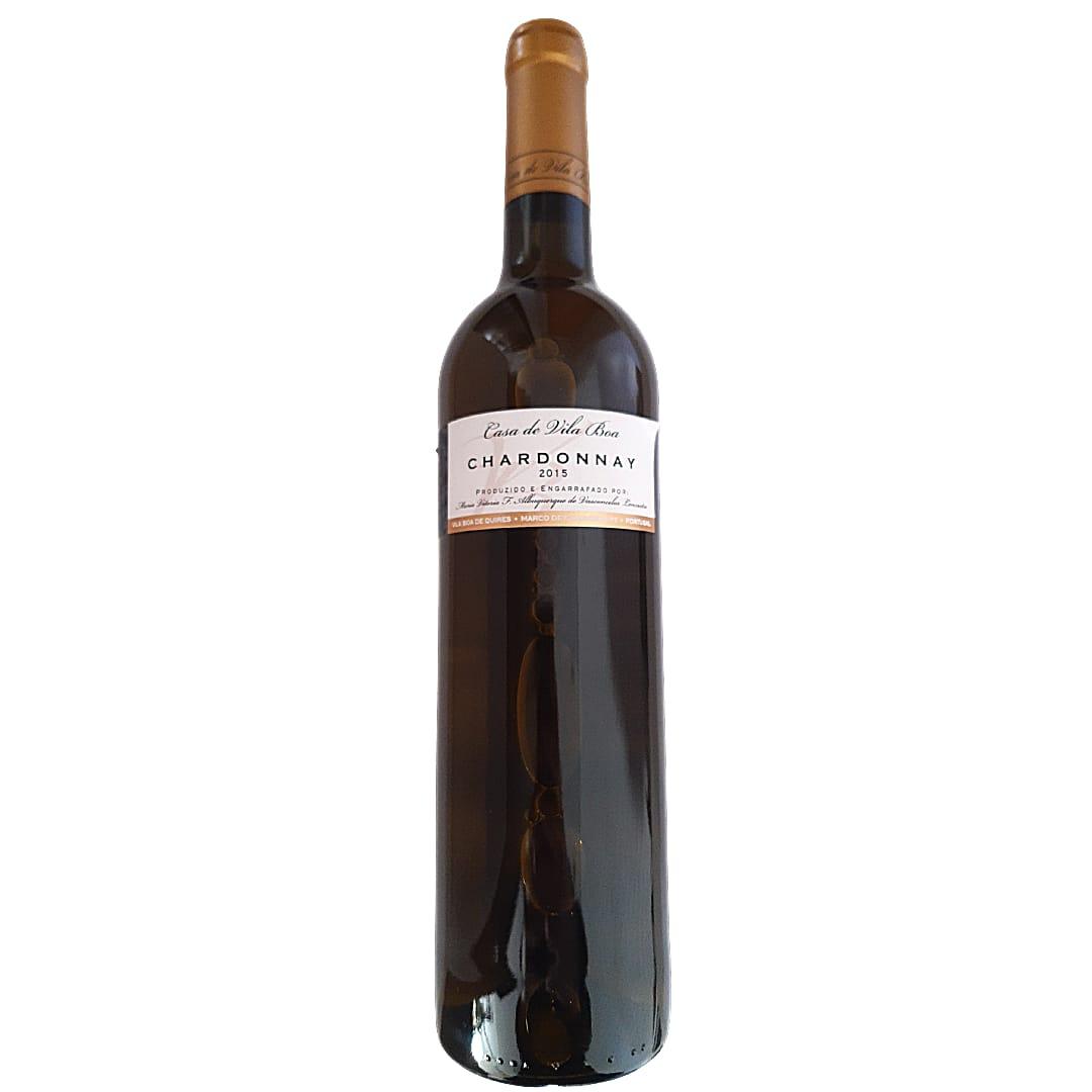 Vinho Casa De Vila Boa Chardonnay 750ml