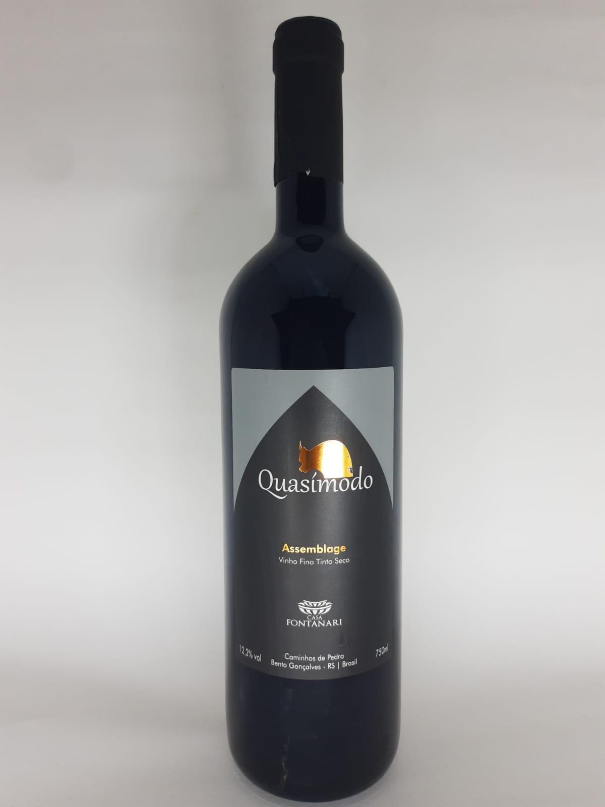 Vinho Casa Fontanari Quasímodo 750ml
