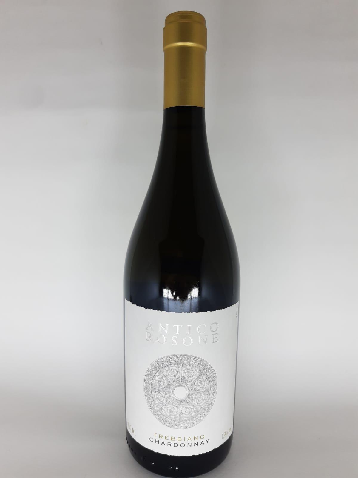 Vinho Caviro Antico Rosone Trebibiano/Chardonnay 750ml