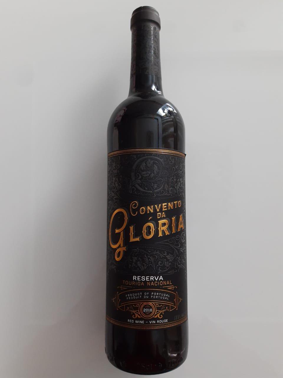 Vinho Convento Da Glória Reserva Touriga Nacional 750ml