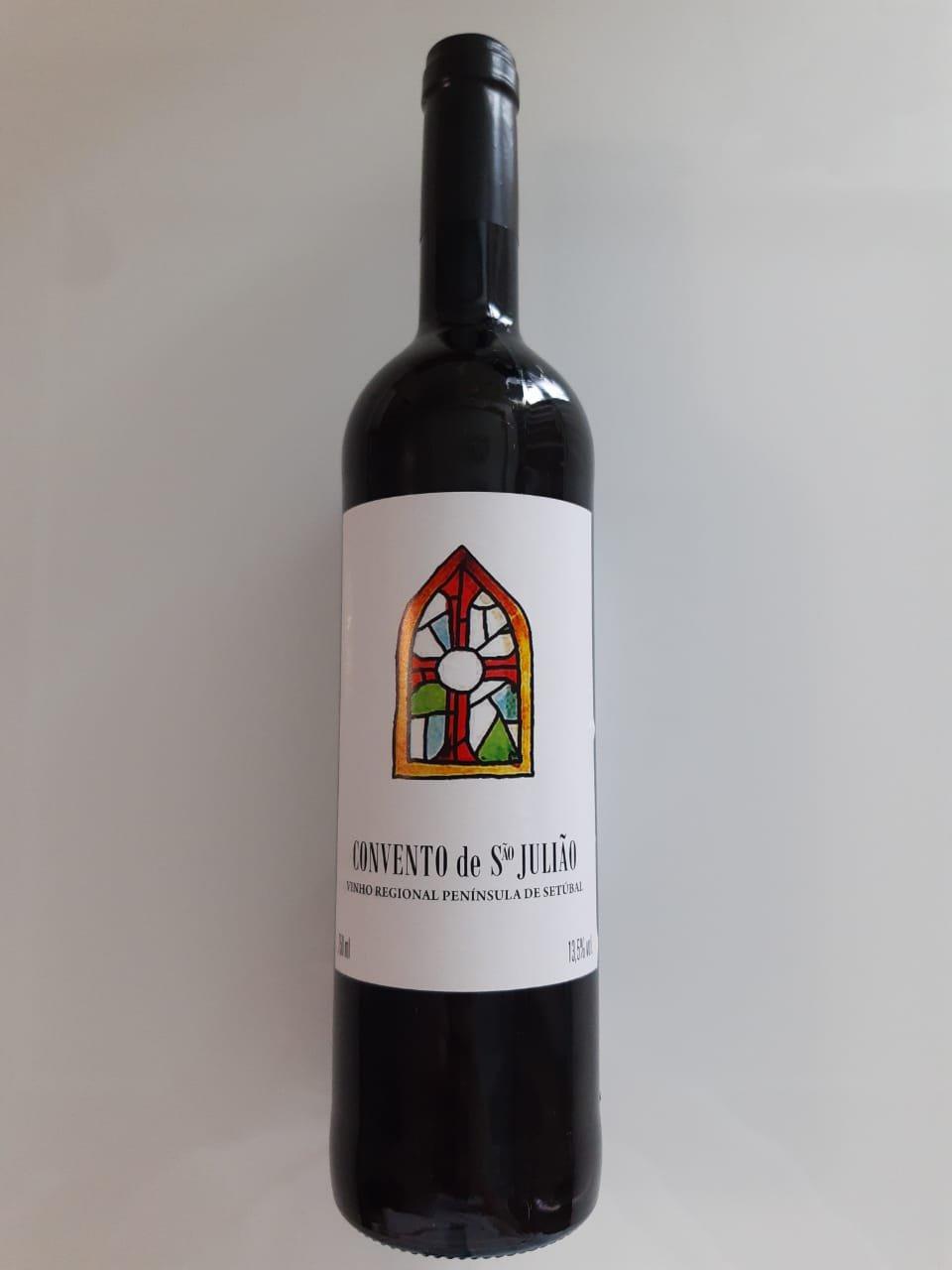 Vinho Convento De São Julião 750ml