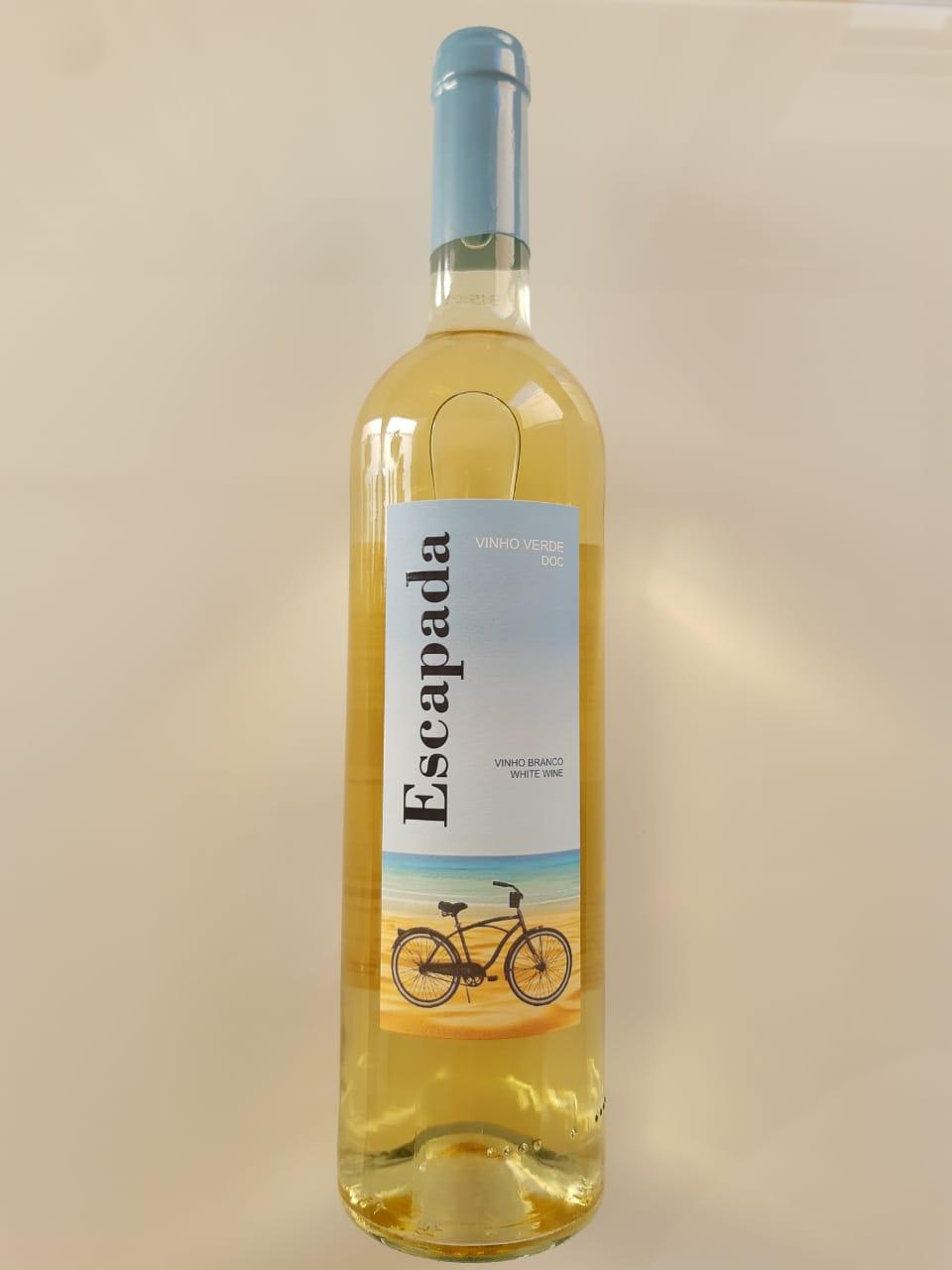 Vinho Escapada Verde 750ml