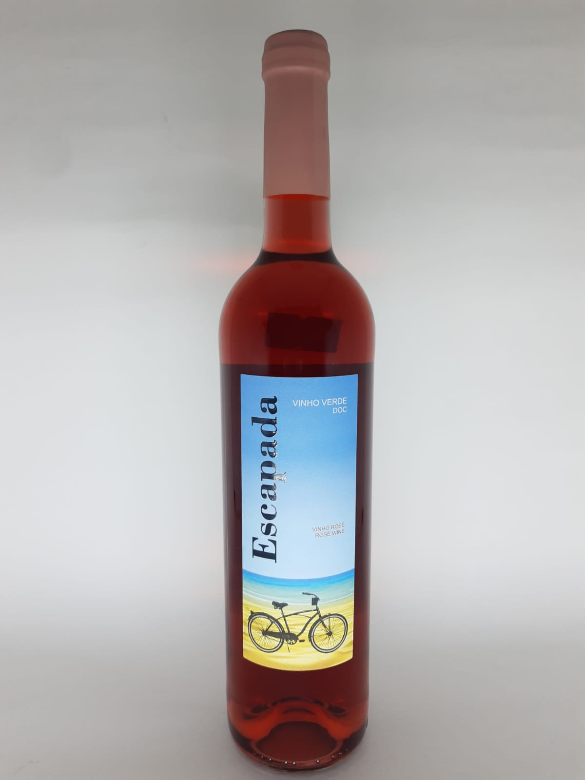 Vinho Escapada Verde Rose 750ml