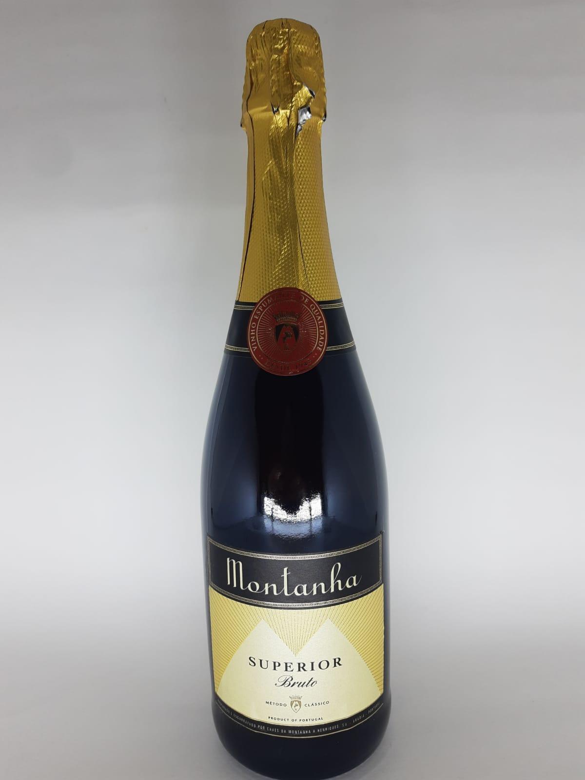 Vinho Espumante Montanha Superior Brut 750ml