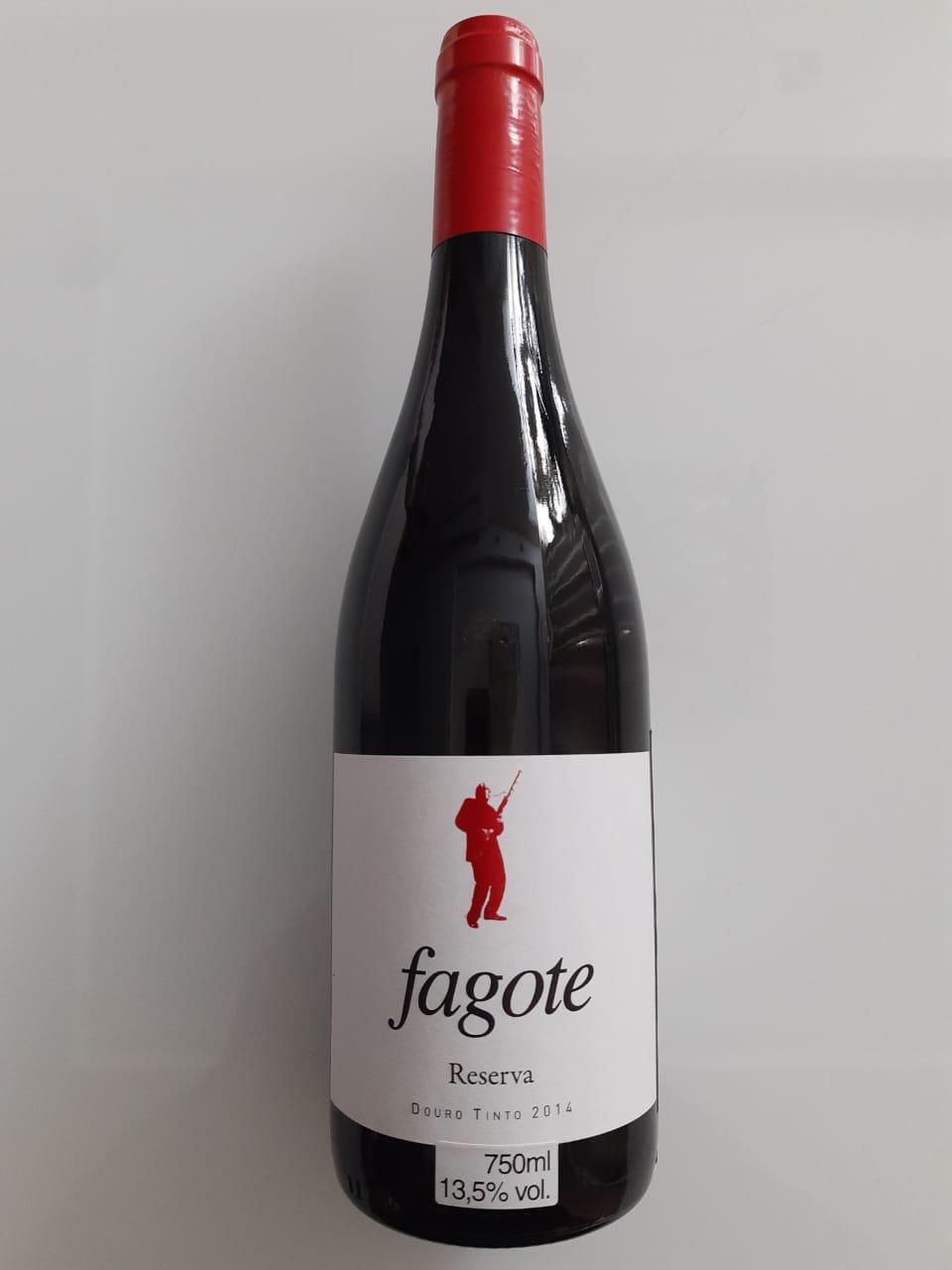 Vinho Fagote Reserva Tinto 750ml