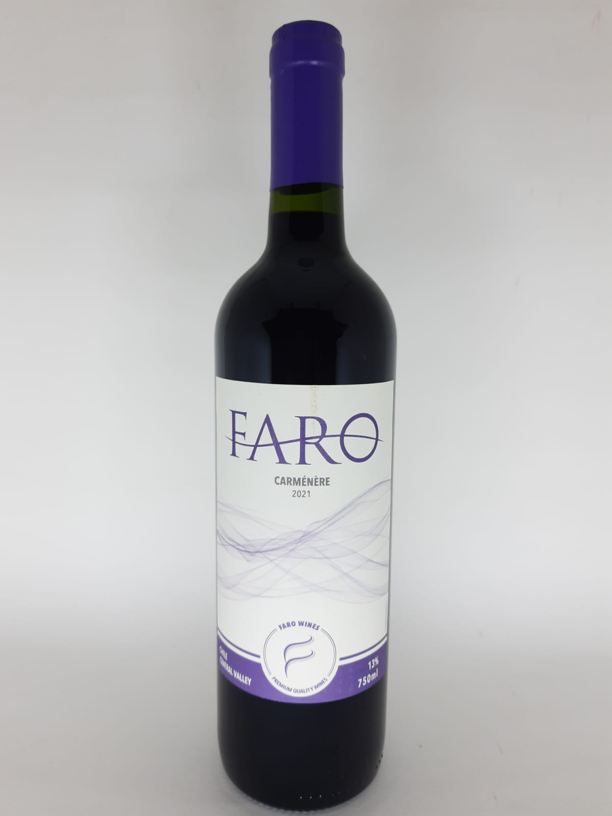 Vinho Faro Carménère 750ml