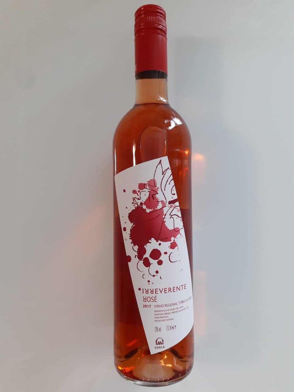 Vinho Irreverente Rosé 750ml