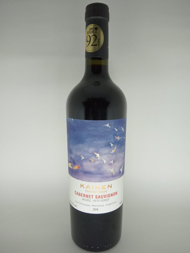 Vinho Kaiken Terroir Series Cabernet Sauvignon/Malbec/Petit Verdot 750ml