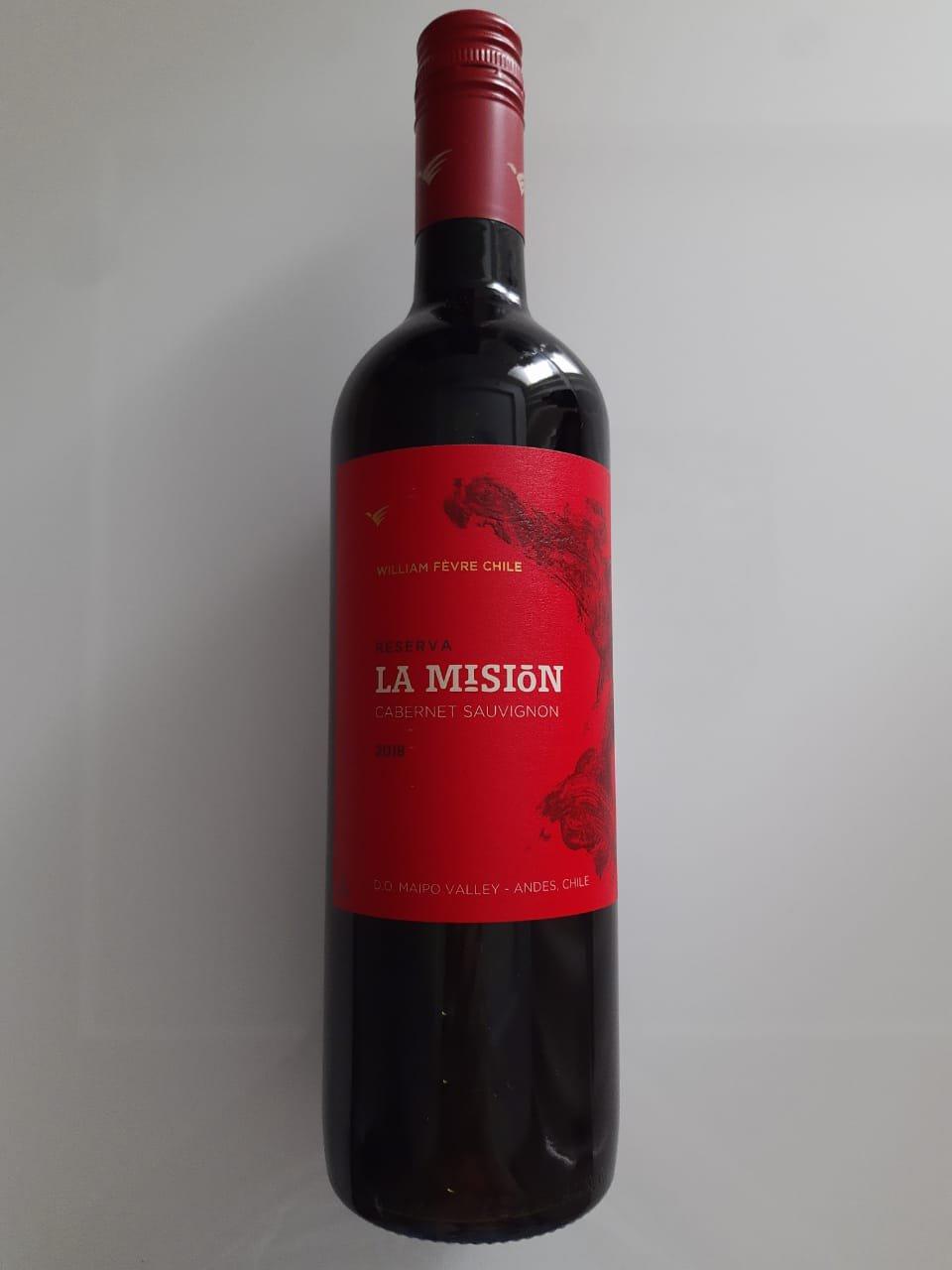Vinho La Mision Reserva Cabernet Sauvignon 750ml