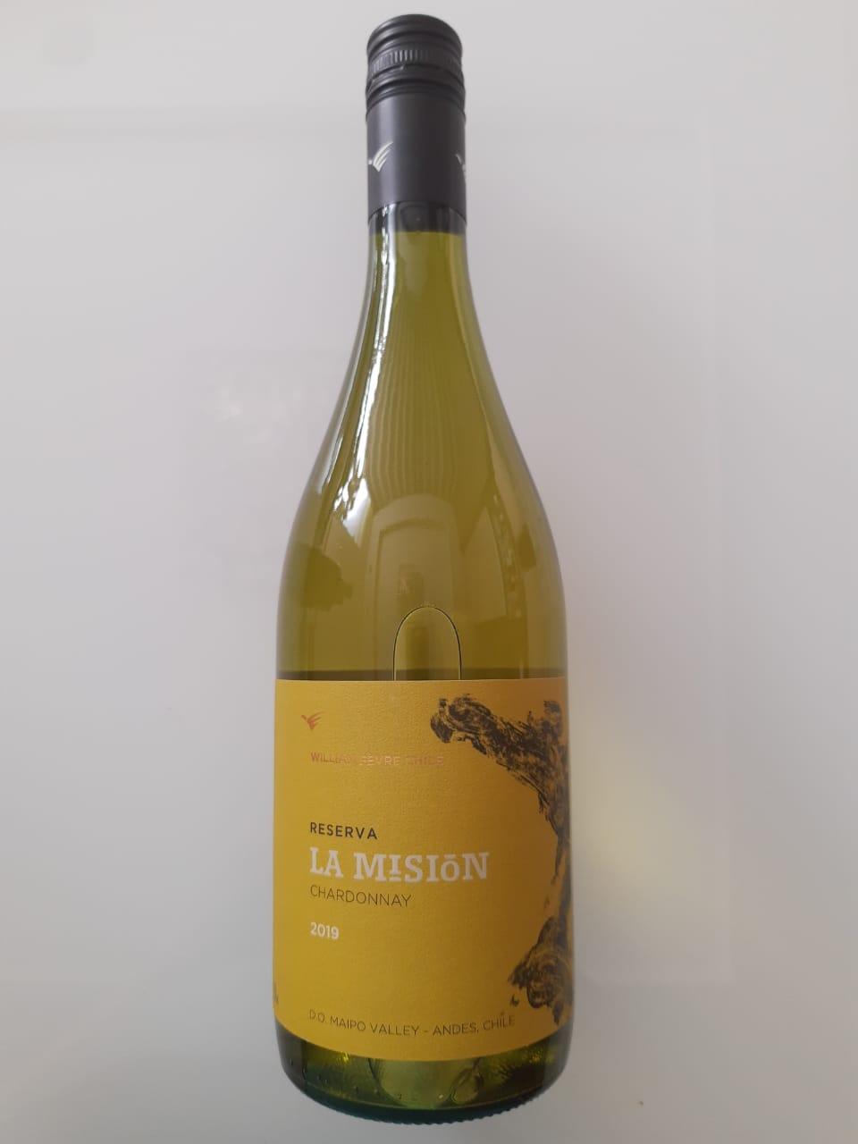 Vinho La Mision Reserva Chardonnay 750ml