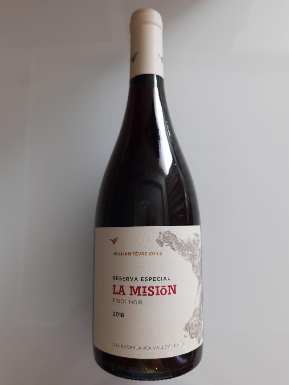 Vinho La Mision Reserva Especial Pinot Noir 750ml