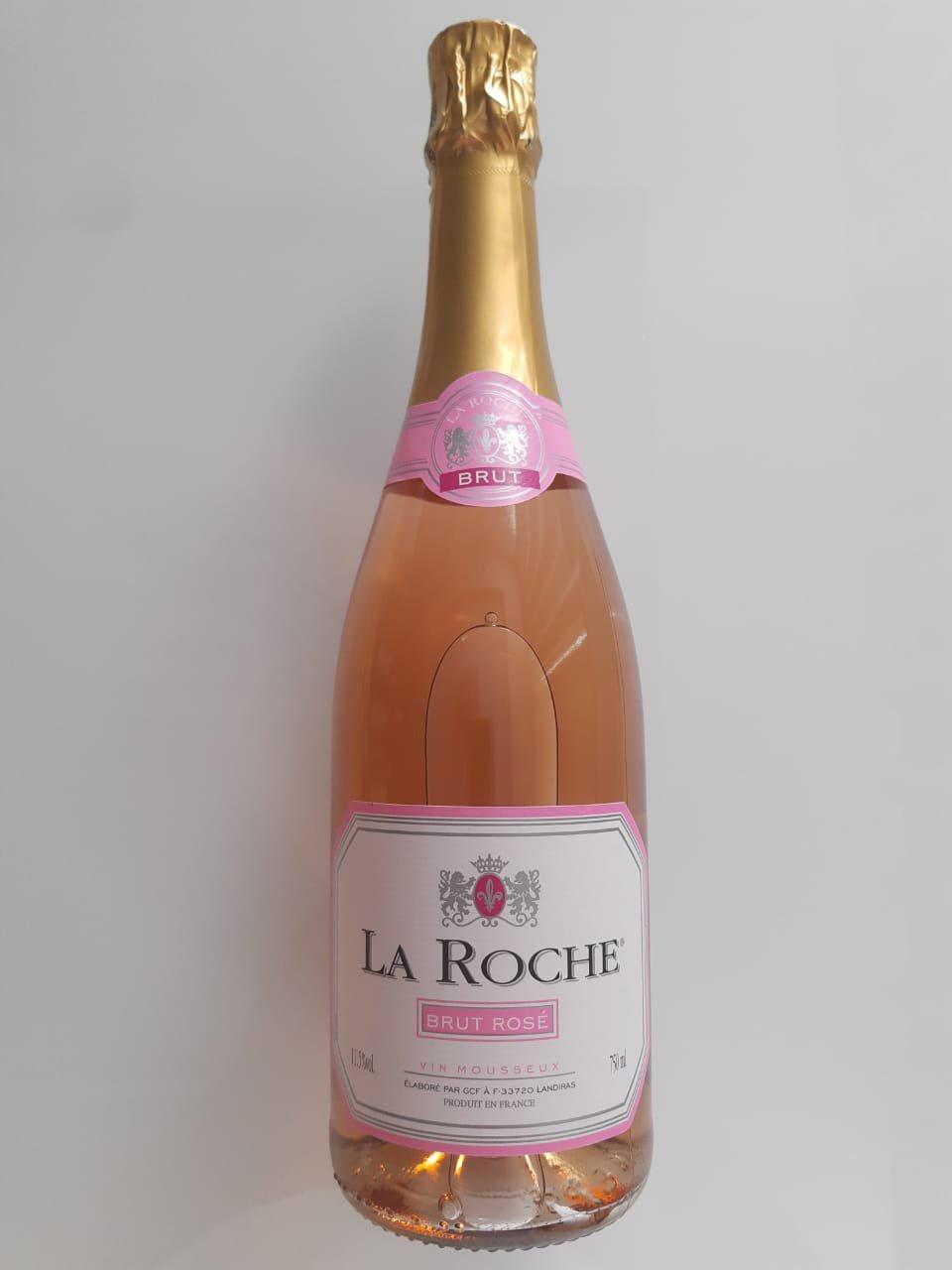 Vinho La Roche Brut Rosé 750ml