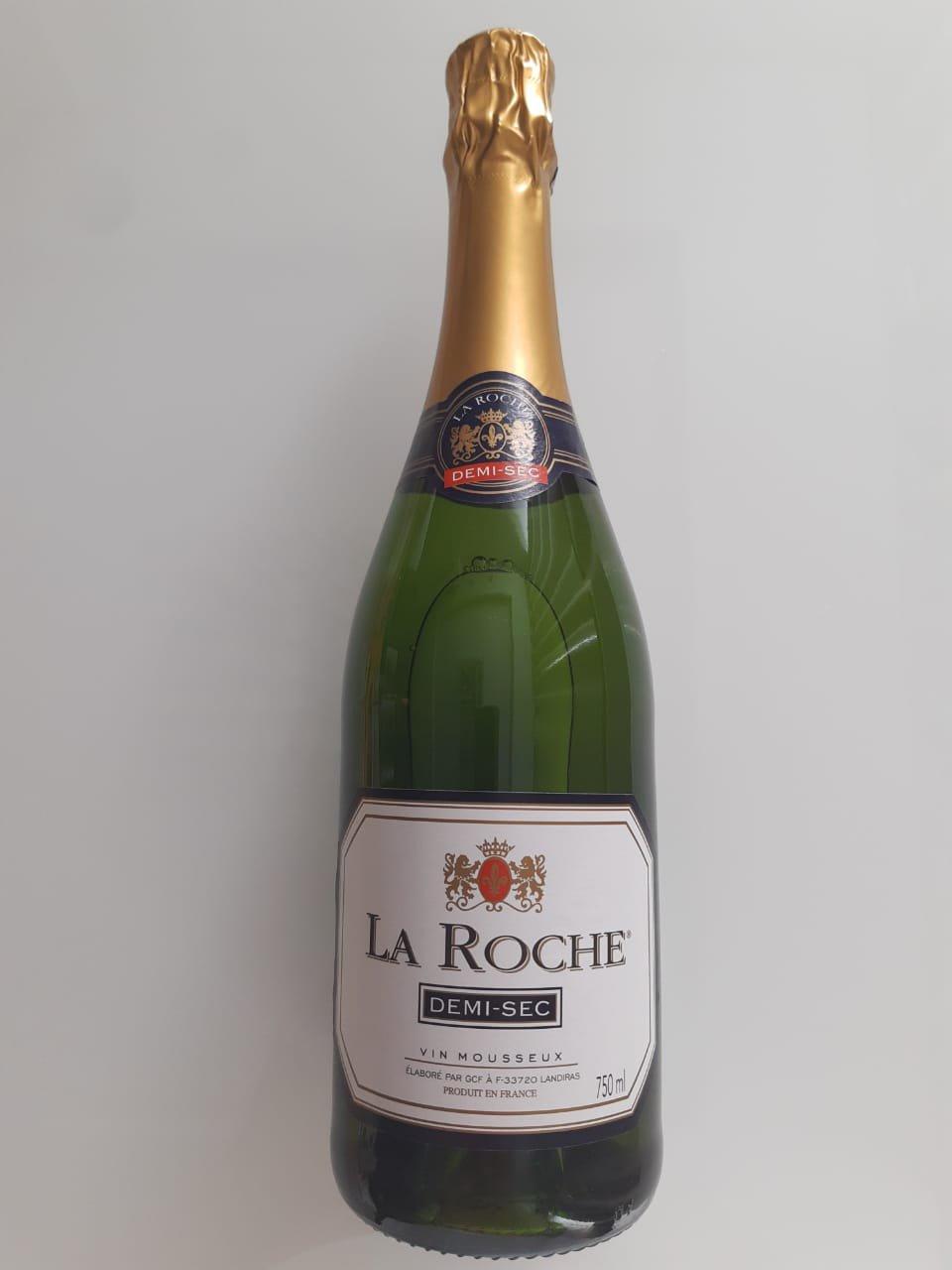 Vinho La Roche Demi Sec 750ml