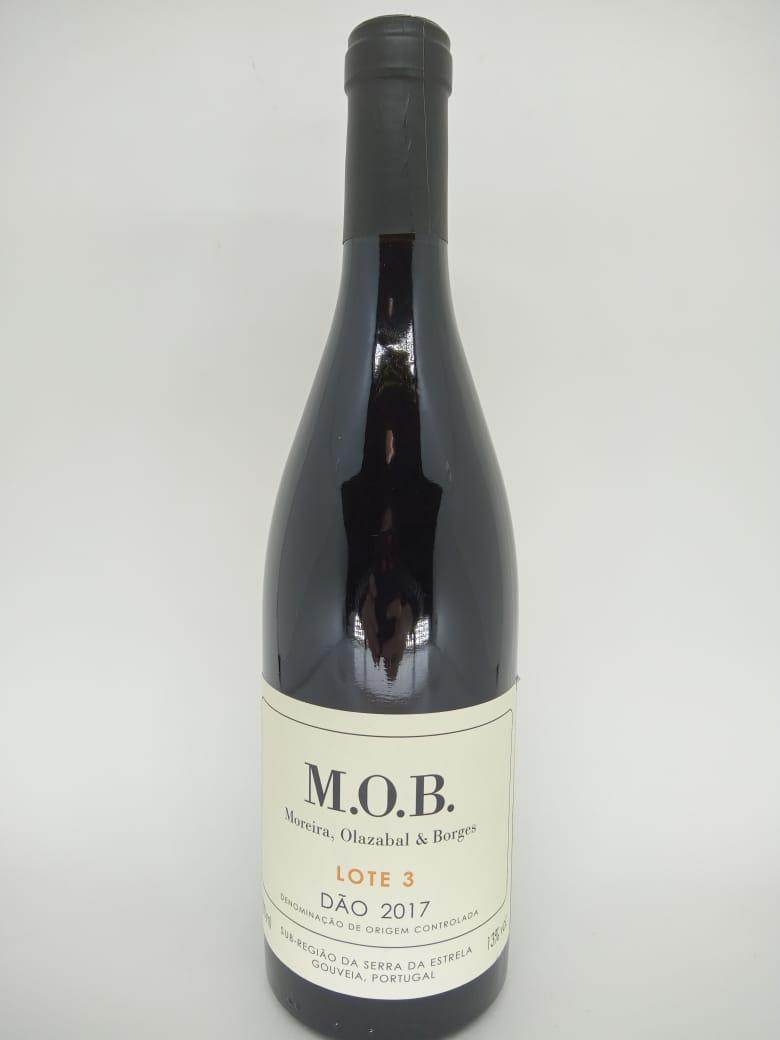 Vinho M.O.B. Lote 3 Tinto 750ml