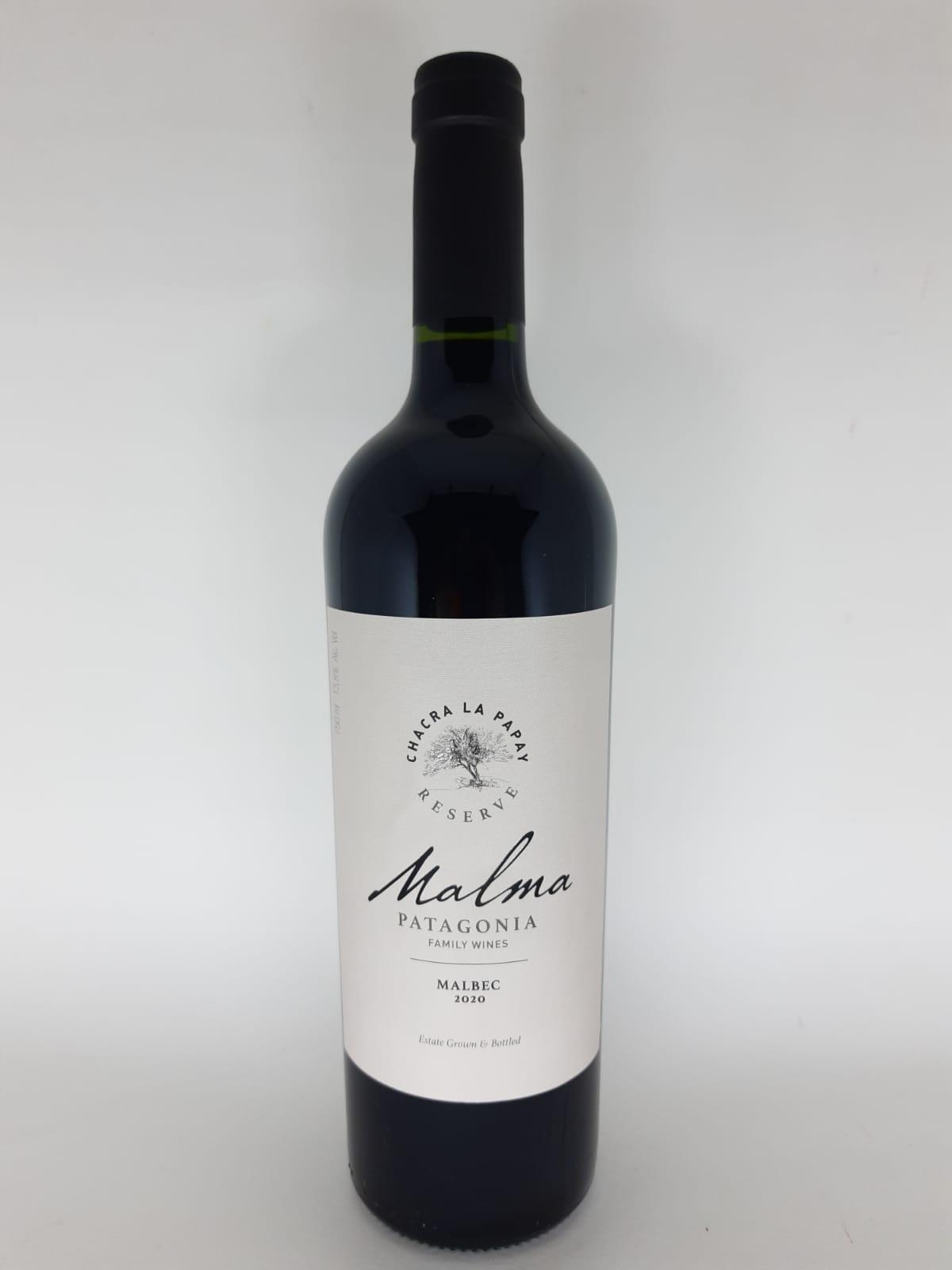 Vinho Malma Chacra La Papay 750ml
