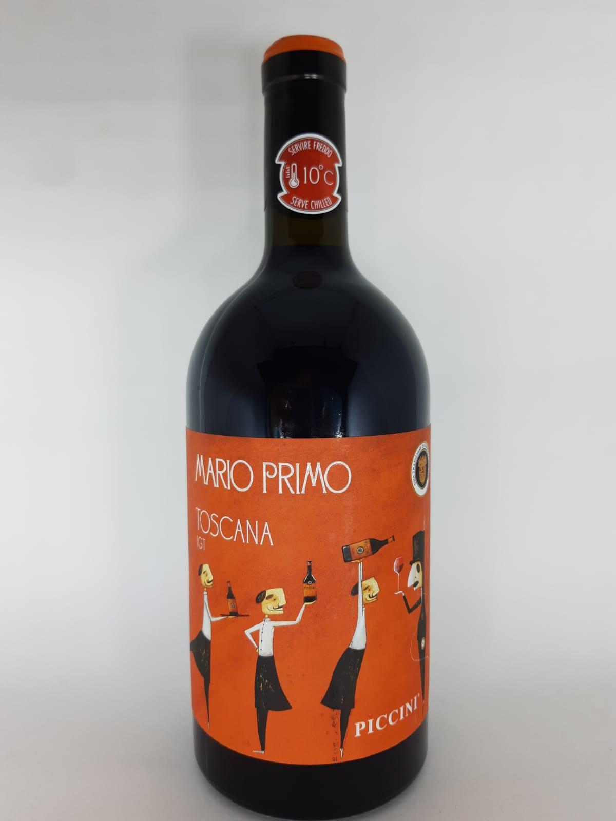 Vinho Mario Primo Toscana 750ml