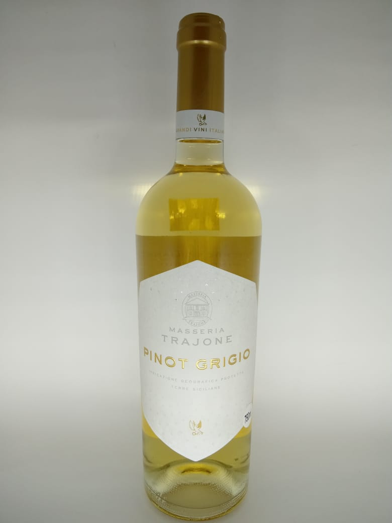 Vinho Masseria Trajone Pinot Grigio 750ml