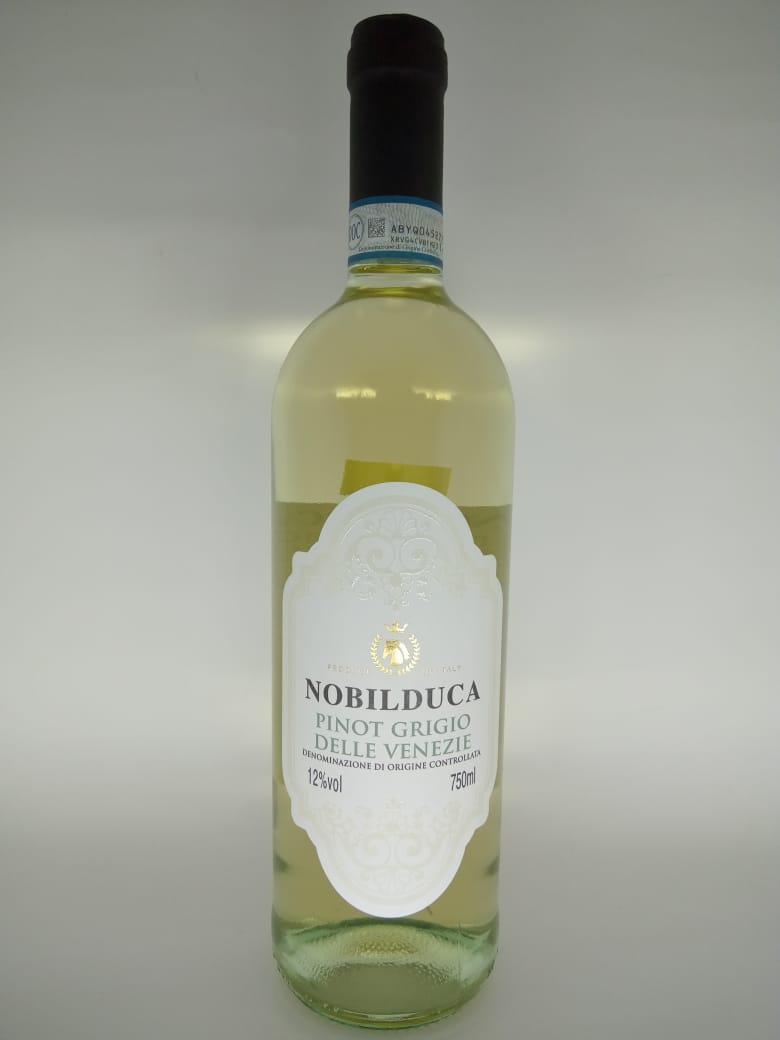Vinho Nobilduca Pinot Grigio 750ml