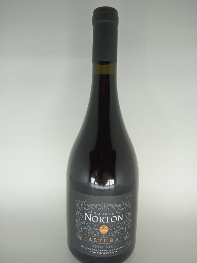 Vinho Norton Altura Pinot Noir 750ml