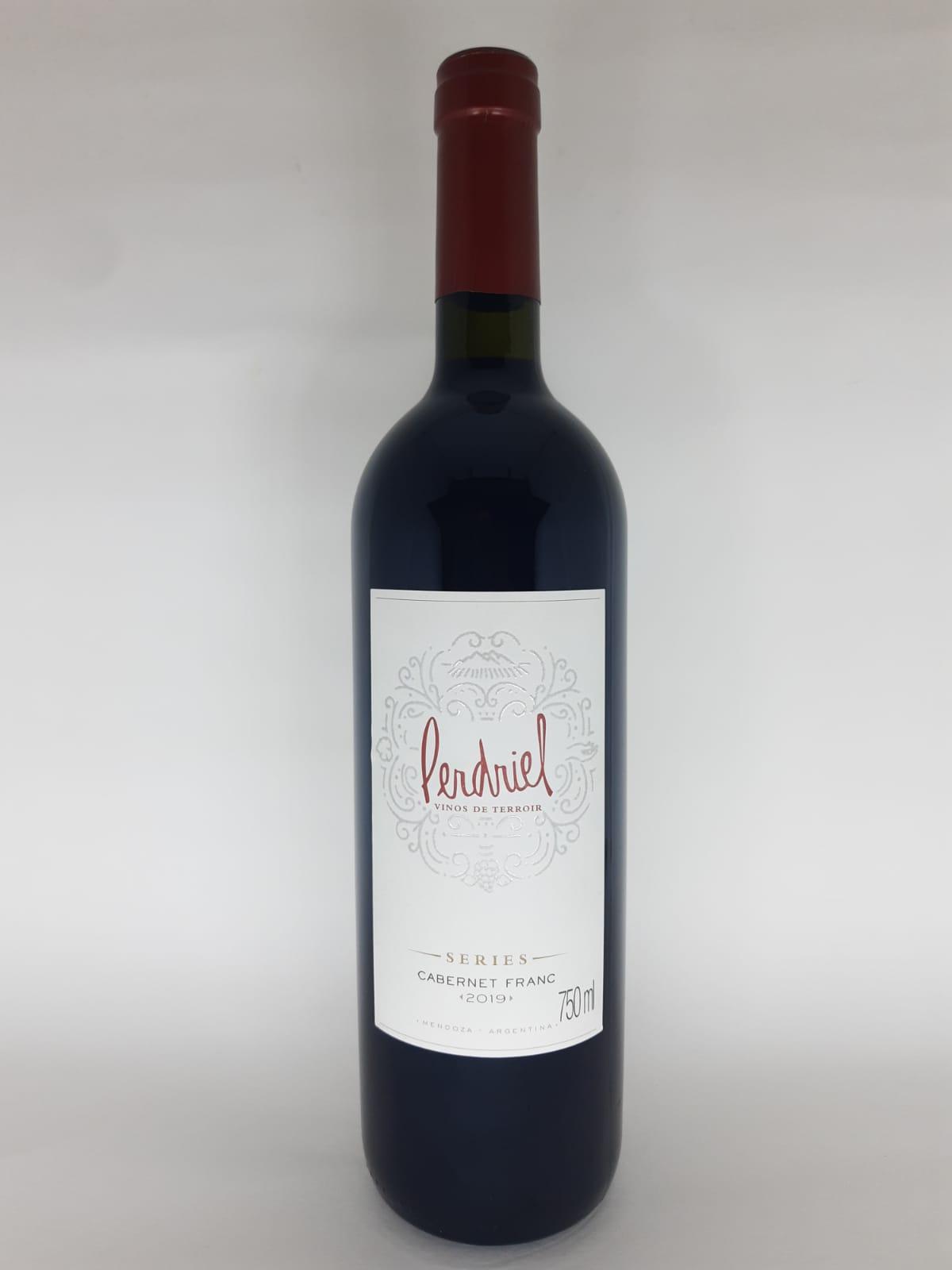 Vinho Perdriel Series Cabernet Franc 750ml