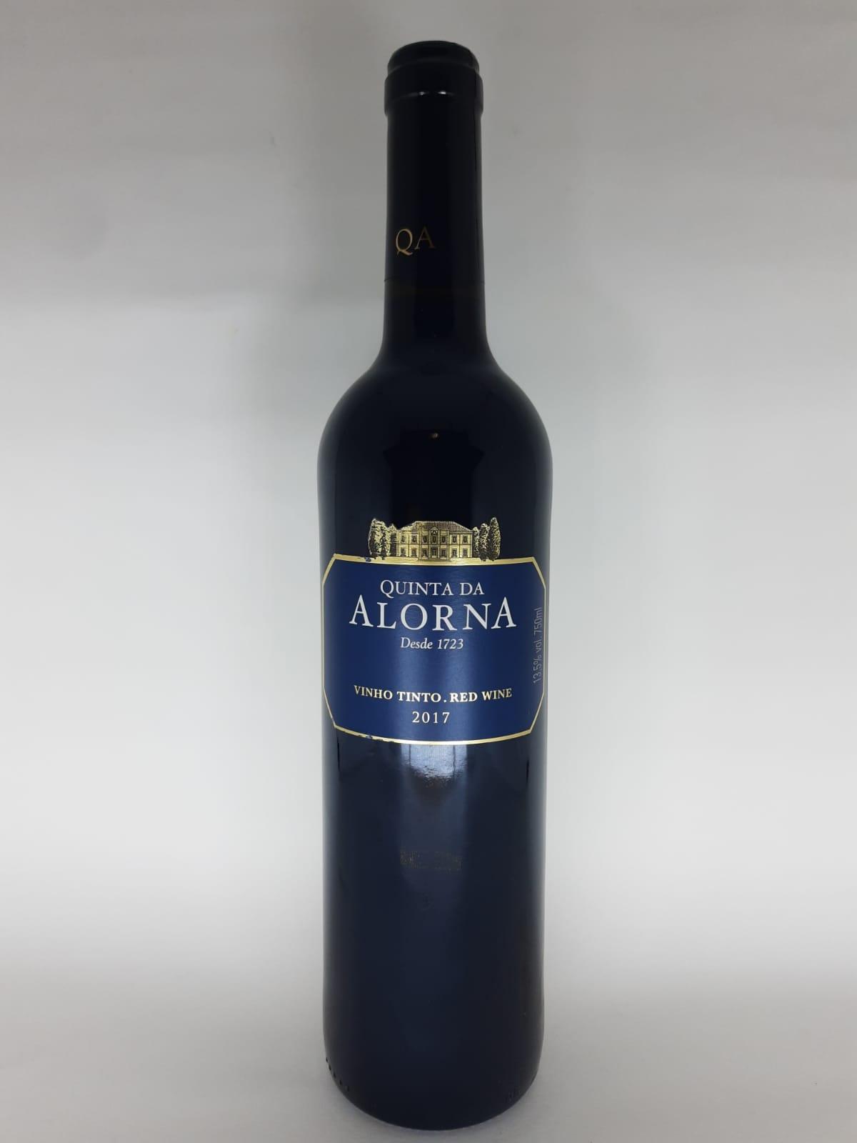 Vinho Quinta Da Alorna Tinto 750ml