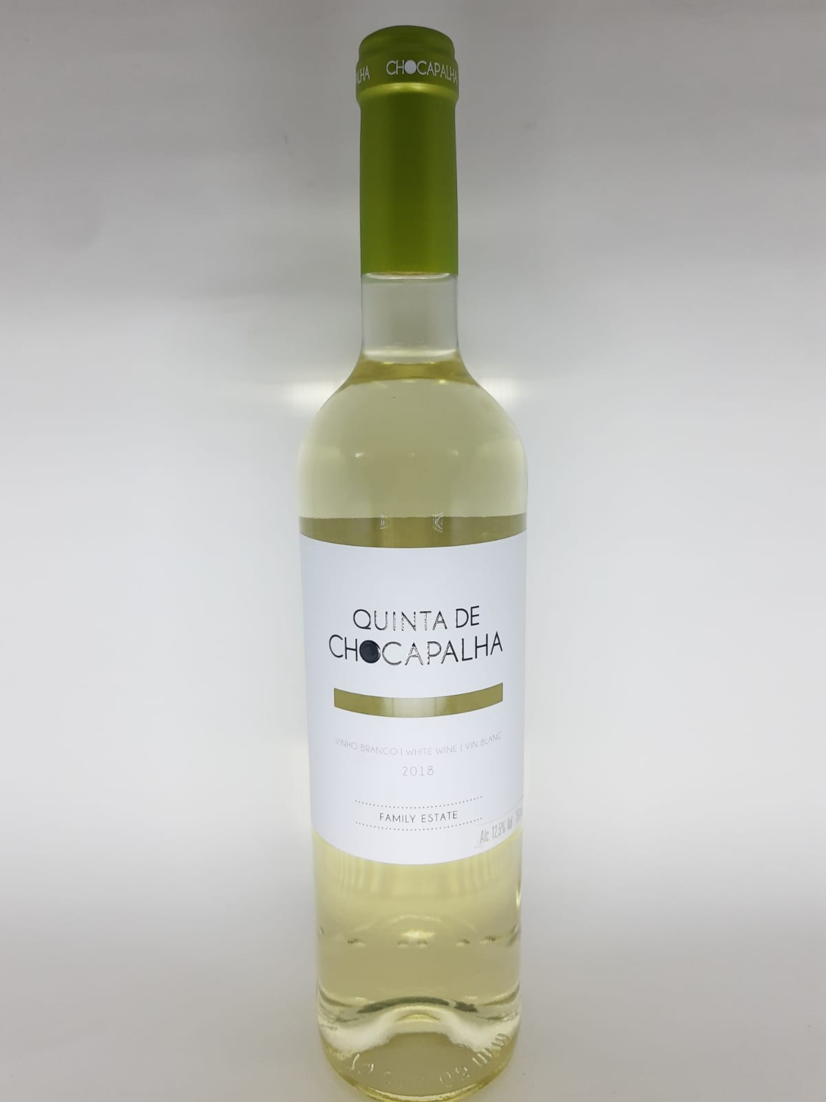 Vinho Quinta Da Chocapalha Branco 750ml