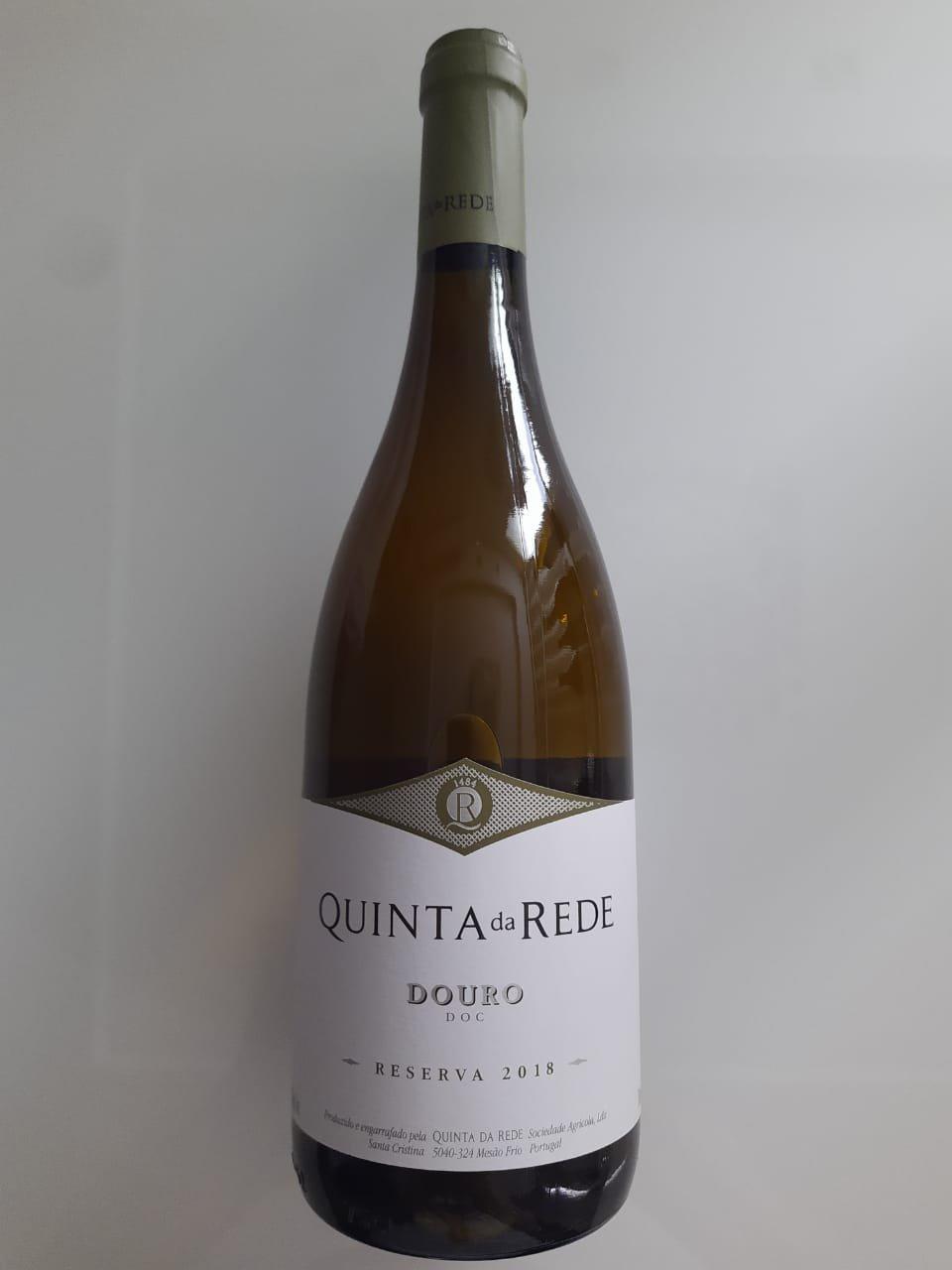 Vinho Quinta Da Rede Reserva Branco 750ml