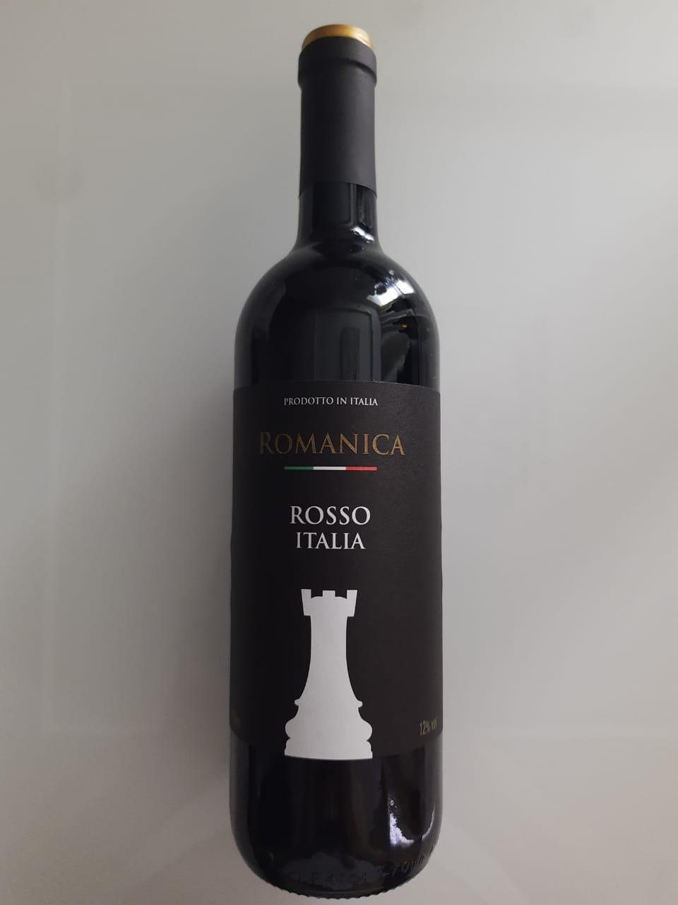 Vinho Romanica Vino Rosso 750ml