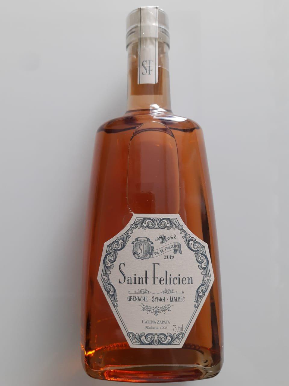 Vinho Saint Felicien Rosé 750ml