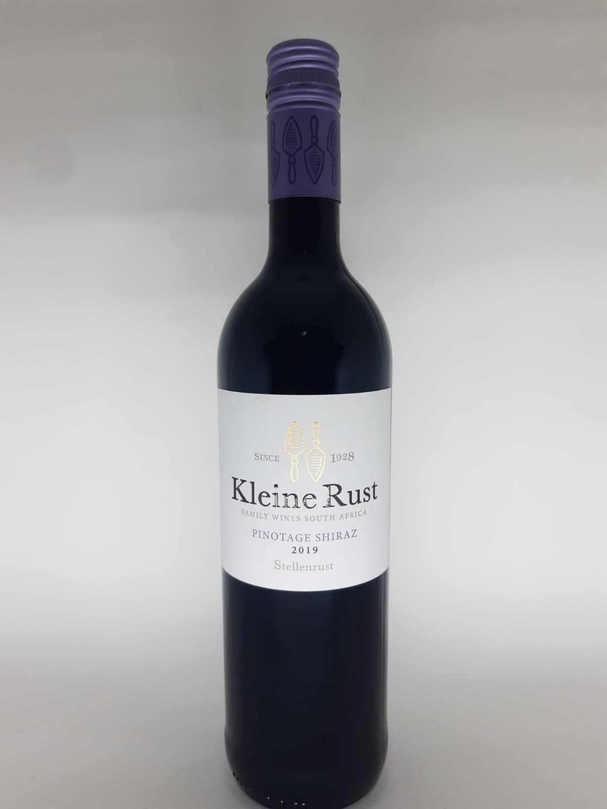 Vinho Stellenrust Kleine Rust Red 750ml