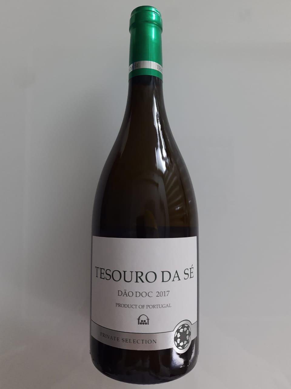 Vinho Tesouro Da Sé Private Branco 750ml