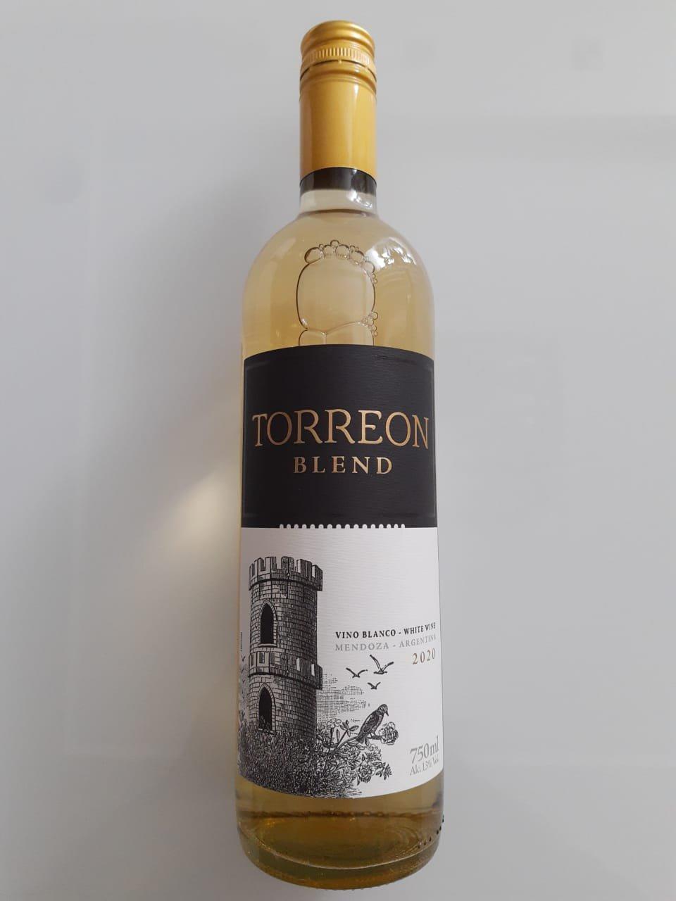 Vinho Torreon Blend Branco 750ml
