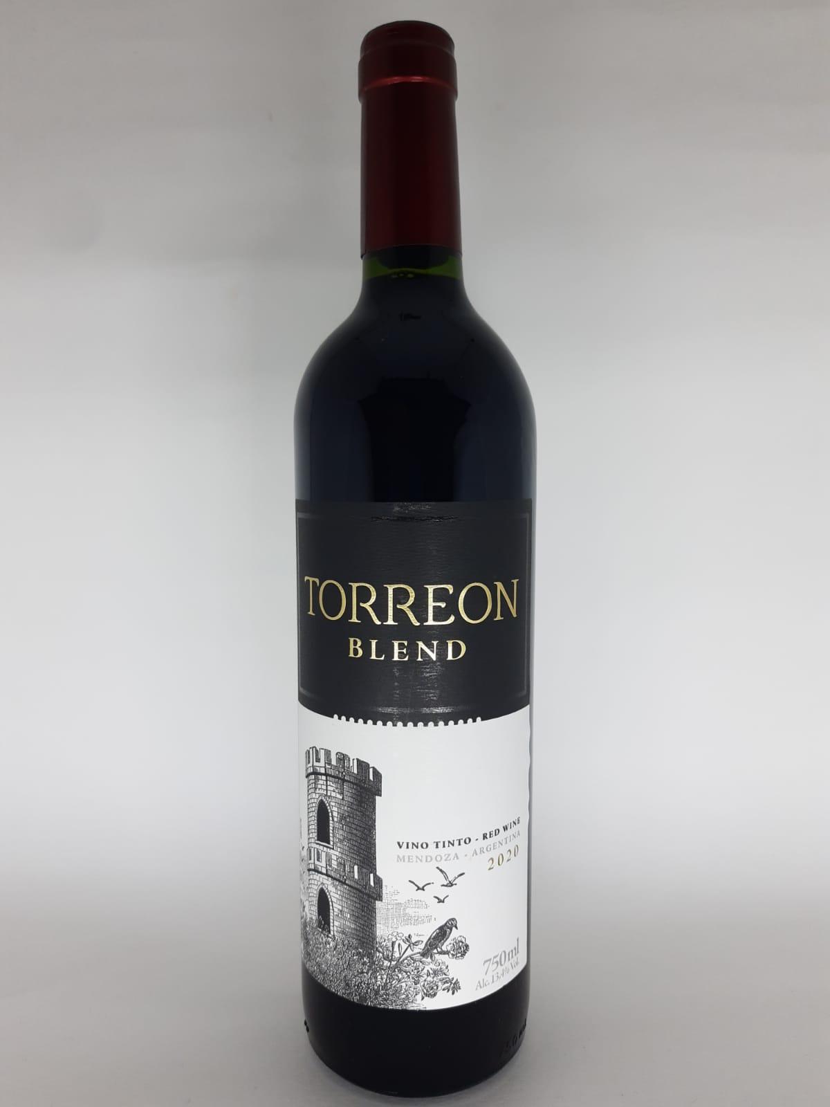 Vinho Torreon Blend Tinto