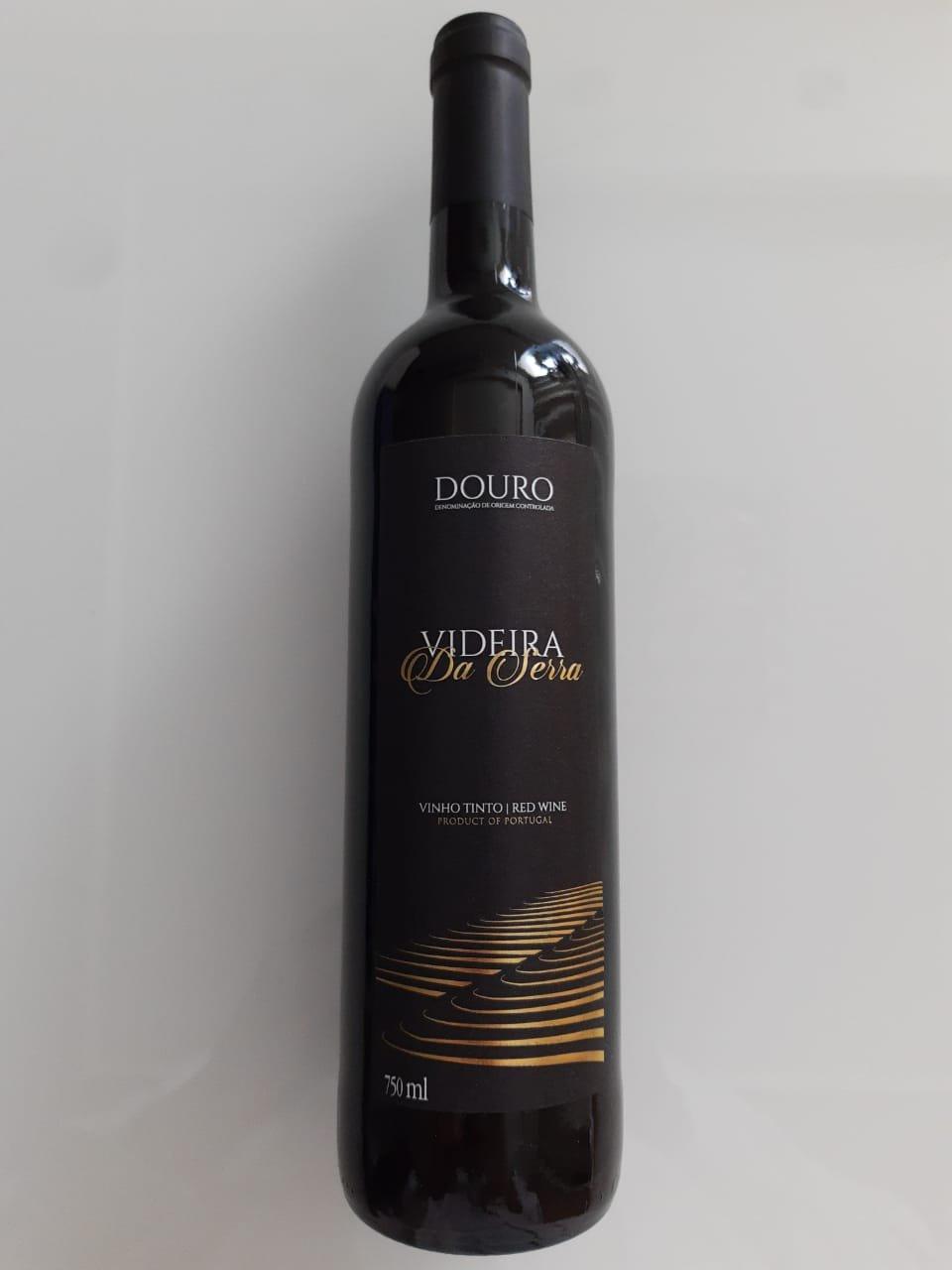 Vinho Videira Da Serra Tinto 750ml