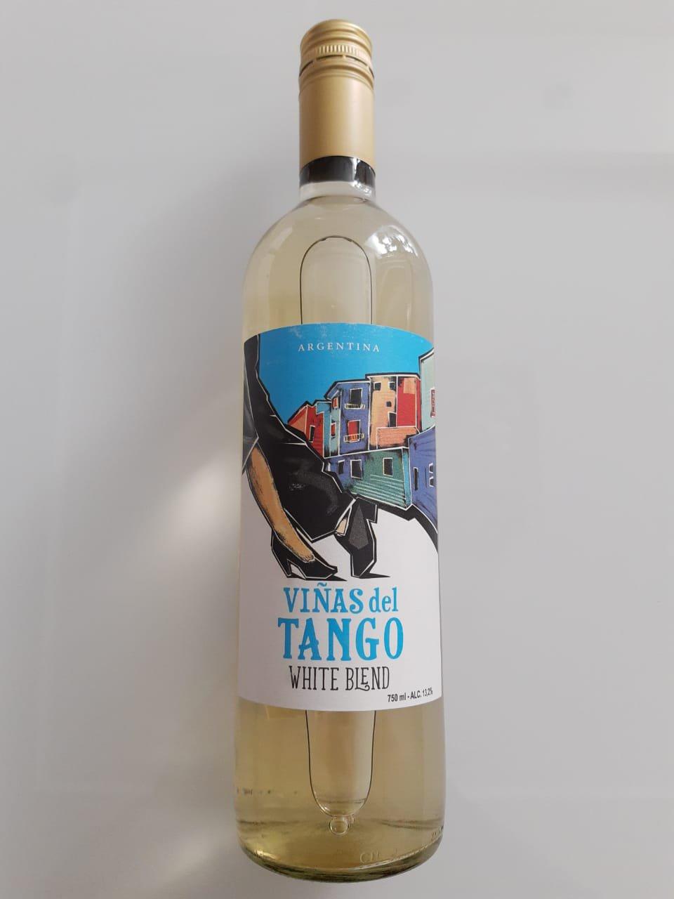 Vinho Viñas Del Tango Branco 750ml